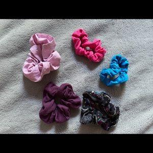 FREE scrunchies